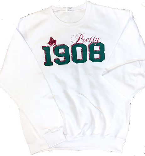 Pretty 1908 Sweatshirt