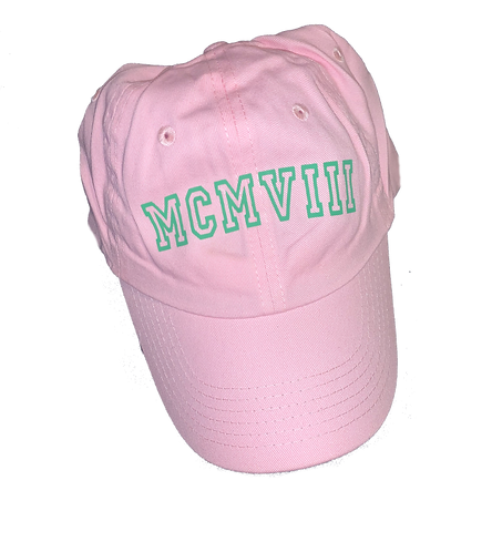 MCMVIII Hat