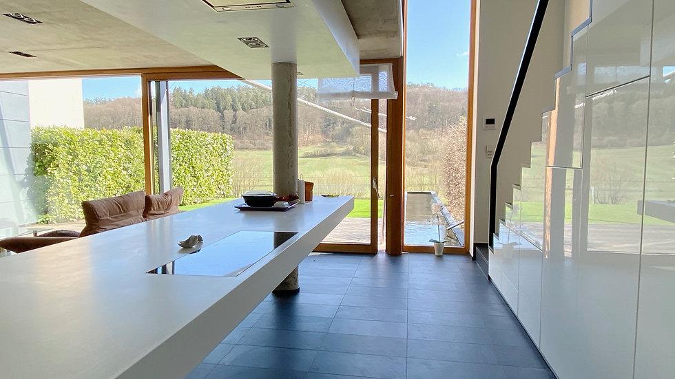 Mersch (Fischbach) - Maison d'architecte