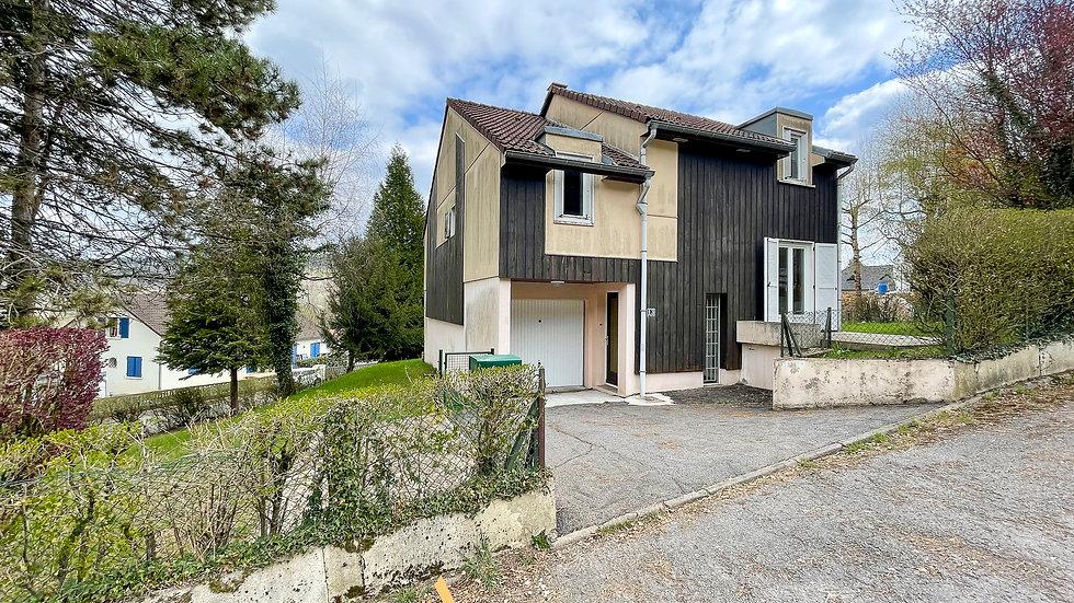 Sierck-les-Bains (FR) - Maison 4 chambres