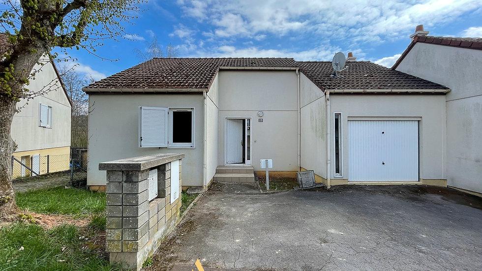 Sierck-les-Bains (FR) - Maison 3 chambres