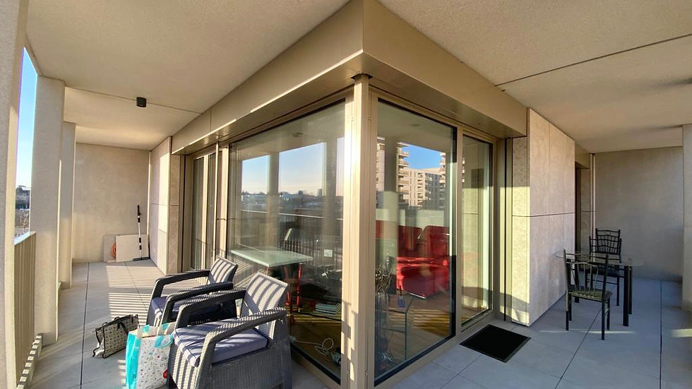 Luxembourg-Cloche d'Or - appartement 1 chambre