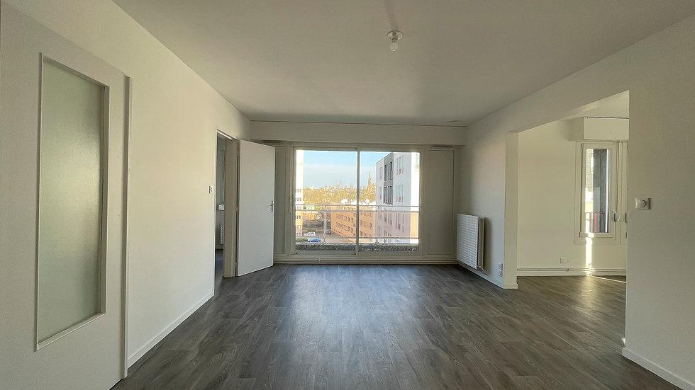 Metz - Appartement 3 chambres / 4 pièces
