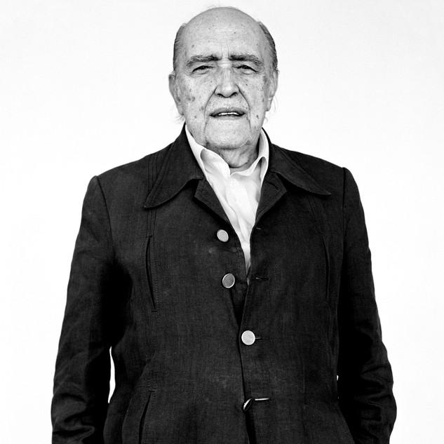 Oscar Niemeyer, 1995