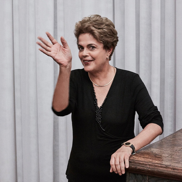 Dilma Rousseff, 2016