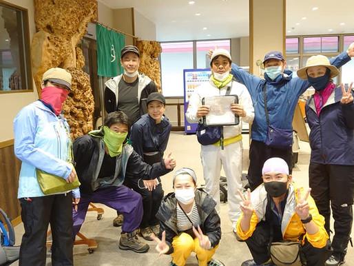 コロナ自粛明け、初の「遠征」かつ「高峰山行」となる日光白根山イベントを敢行しました!