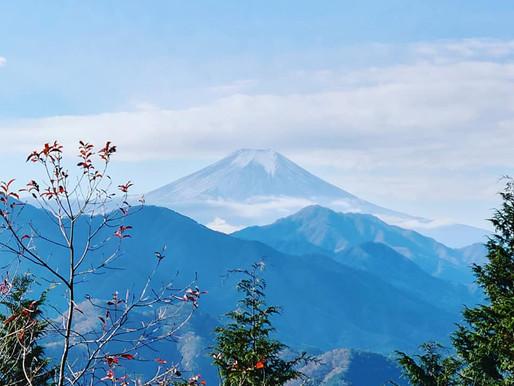 まったり♪ハイク-2020東部山梨・高畑山〜倉岳山無事、終了しました