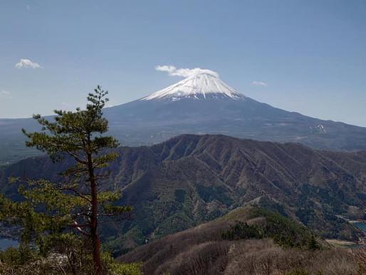 「ワクワク♪ドキドキ…岩峰に挑戦!」第一回 御坂山地・十二ヶ岳
