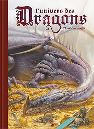 L'Univers des Dragons - Tome II © Erlé Ferronnière / Galerie Daniel Maghen