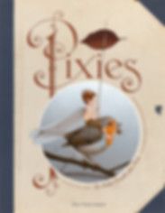 Pixies © Erlé Ferronnière