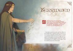 Fées & Déesses 2016 - Kerridwen © Erlé Ferronnière