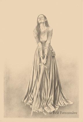 La Dame à l'épée