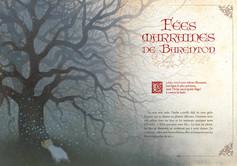 Fées & Déesses 2016 - Les fées de Barenton © Erlé Ferronnière