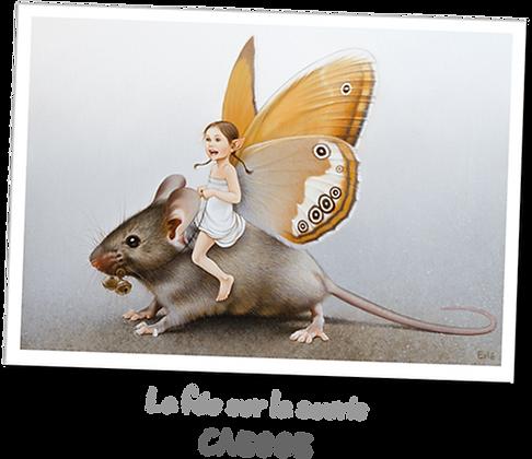 La fée sur la souris