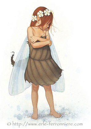 La fée frileuse / The chilly fairy