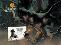 Panneau-15 Les gardiens de trésors