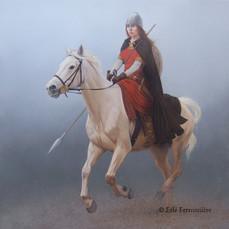 Cavalière © Erlé Ferronnière