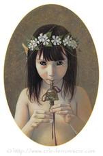 Margot, la fée au sifflet © Erlé Ferronnière