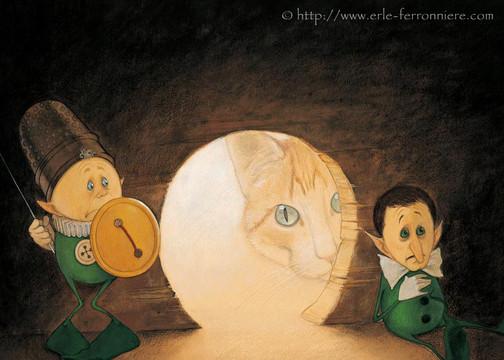 Mic & Mac - Le trou de souris II © Erlé Ferronnière