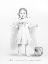 La petite fée au grelot © Erlé Ferronnière