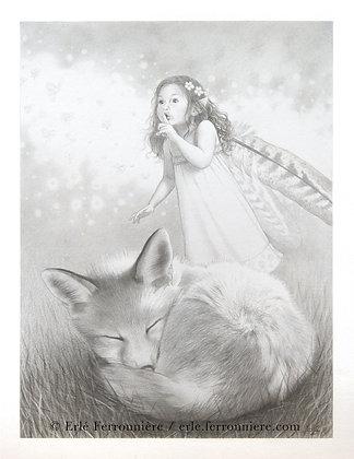 La Fée et le renardeau