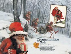 Panneau-06 Le Croquemitaine de Noël