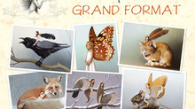 Cartes postales GRAND FORMAT /  LARGE FORMAT postcards !