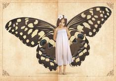 Fées & Déesses 2016 - Fée papillon © Erlé Ferronnière