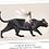Thumbnail: La fée sur le chat noir