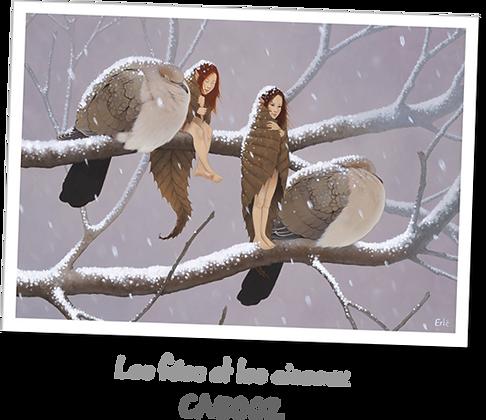 Les fées et les oiseaux