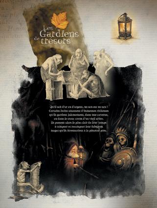 Panneau-17 Les gardiens de trésors