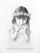 Léa, la fée au sifflet © Erlé Ferronnière