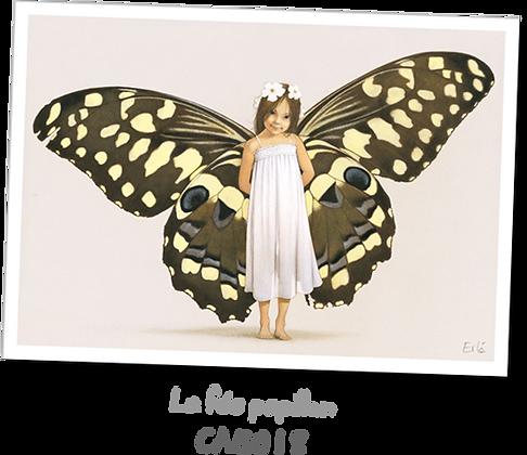 La fée papillon