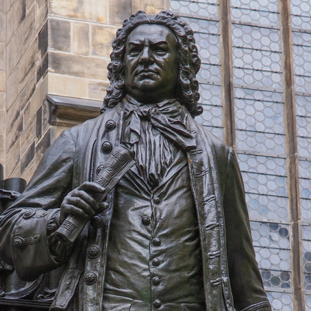 Fun Facts: Johann Sebastian Bach