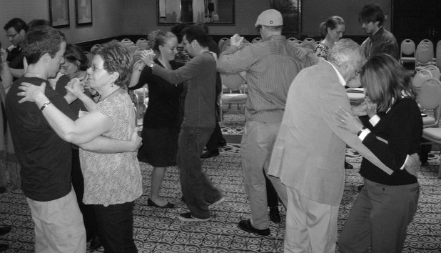 Tango Workshop in Mexico City