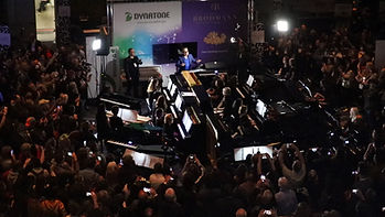 The NAMM Show 2020 | Roomful of Pianos