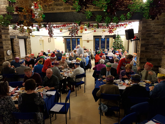 Christmas Lunch at Croft House 2018
