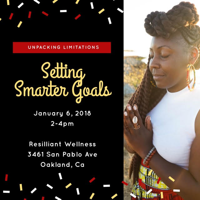 SMART Goals Workshop Flyer