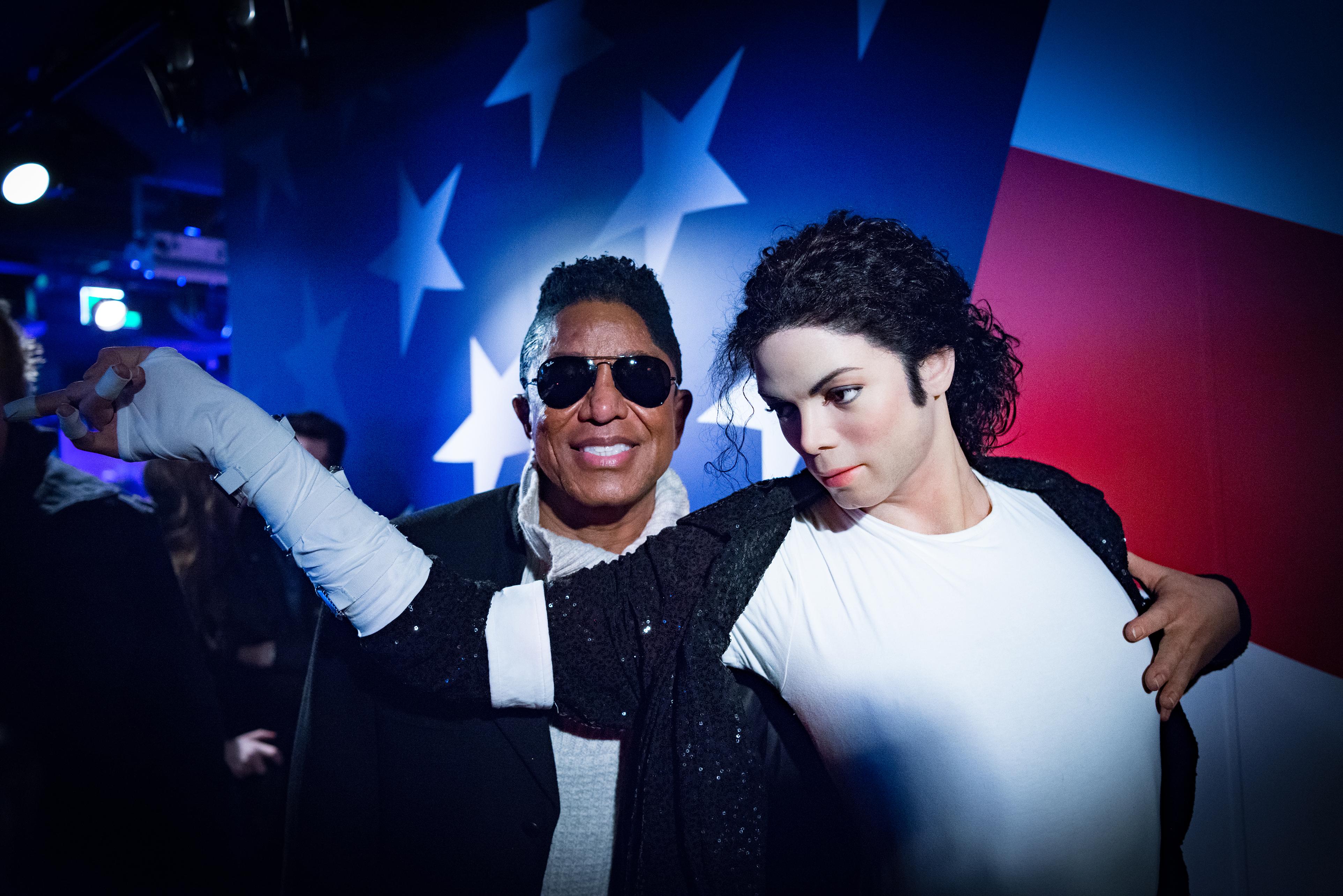 Jermaine&Michael Jackson
