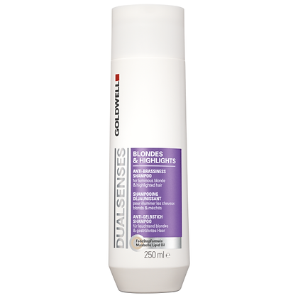 Blondes & Highlights Anti-Brassiness Shampoo