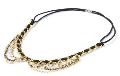 Chic Chain Bollywood Headband