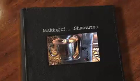 Making of Shawarma