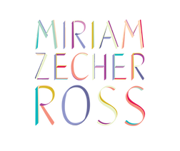 Miriam Z Ross Design Logo