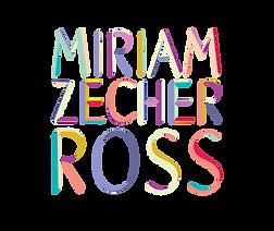 Miriam Z Ross Design Logo