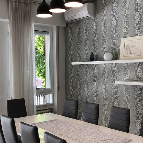 Zona pranzo/ Dining room