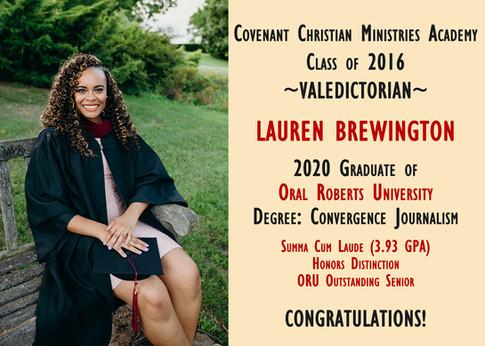 Lauren Brewington