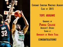 Alumni Spotlight: Tope Arikawe