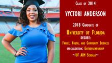 Alumni Spotlight: Vyctori Anderson