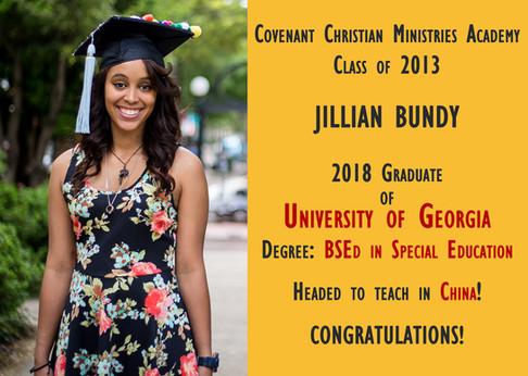 Jillian Bundy