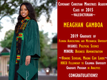 Alumni Spotlight: Meaghan Gamboa